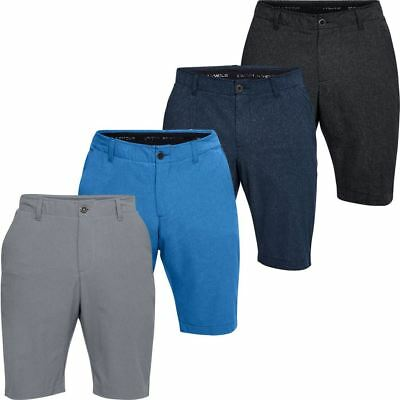 Under Armour 2019 Mens Ua Showdown Vented Tapered Water Repellent Golf Shorts