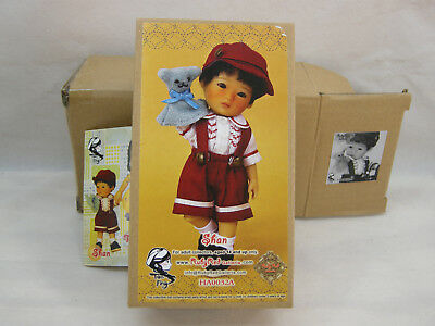 Shan,  Ruby Red Galleria Doll Nrfb New!   Ten Ping Yu Ping Brother