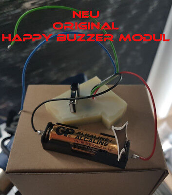 """HAPPY BUZZER"" das Original Photobooth / Fotobox Fernauslöser Modul"