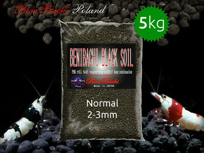 Benibachi Black Soil active substrate for shrimp 5 kg