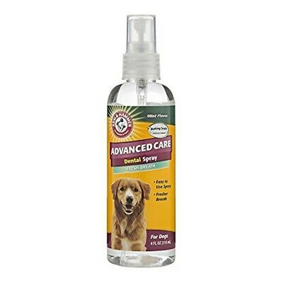 Arm & Hammer Advanced Care Tartar Control Dental Spray For Dogs In Mint Flavor,