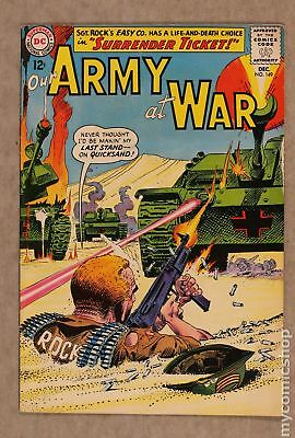 Our Army at War #149 1964 VG/FN 5.0