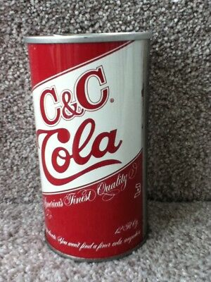 C & C Cola Straight steel. No ml listed  GARFIELD, NJ!!!
