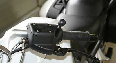 BMW K1200LT R1200CL RAM Ball for GPS - Mounts off Handlebar housing R1150RT