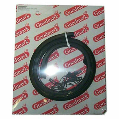 New Goodmark Hood To Cowl Seal With Clips Fits Chevrolet Chevy Ii Gmk401028062s