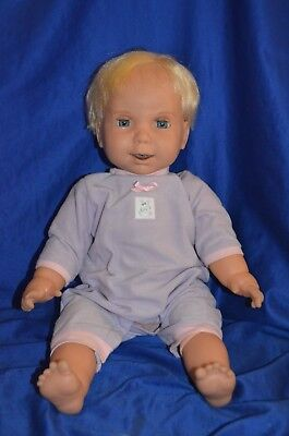 Miracle Moves Real Lifelike Baby Doll - By Mattel -