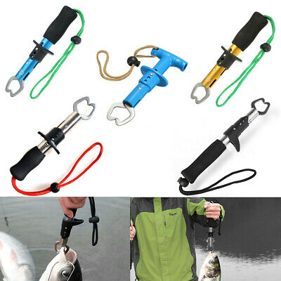 Durable Fishing Gear Gripper Fish Lip Grabber Grip Trigger Fish Tool Tackle