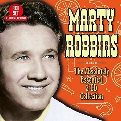 Marty Robbins - Absolutely Essential [New CD] UK - Import