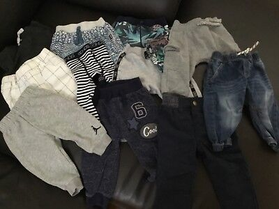 Size 0 Boys Winter Long Pants bundle
