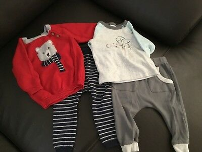 Size 0 Boys Winter Outfit bundle