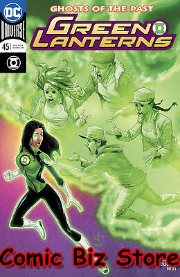 Green Lanterns #45 (2018) 1St Printing Bagged & Boarded Dc Universe Rebirth
