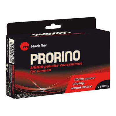 Prorino libido powder for women.