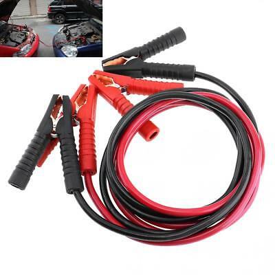 2.5M 500A 10MM Power Booster Cable Emergency Car Battery Jump Starter Lead Wire