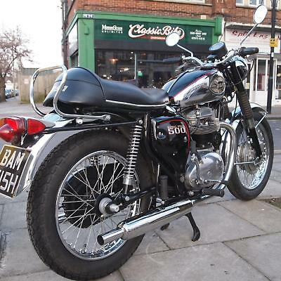 1970 BSA A50R Royal Star 500cc Classic Vintage In Very Nice Clean Tidy Condition
