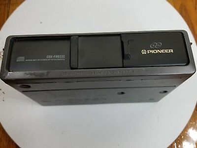 pioneer 6 disc cd changer cdx fm633s 49 95 picclick rh picclick com Atari Climber Manual 2600 Samsung TV Manuals