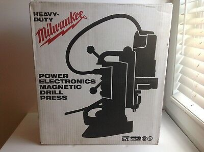 Milwaukee 4209-1 Magnetic Drill Press