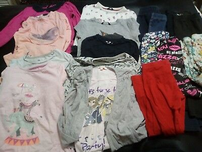 Girls large bundle age 5-6 years