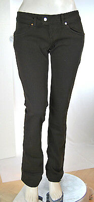 Jeans Donna Pantaloni MET Regular Fit Made in Italy C943 Tg 29