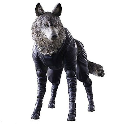 Metal Gear Solid V The Phantom Pain D-DOG Play Arts Kai Figur (Japan Import)