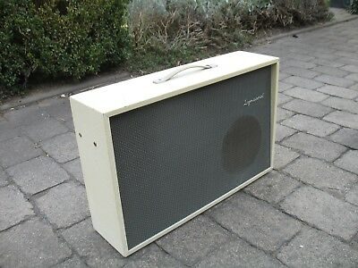 "1962 Dynacord Jazz Tube Amp Combo ""german AC15"" - watch the Youtube-Video!"