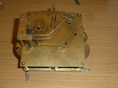 Vintage Perivale British Clocks Westminster Chime clock movement for spares