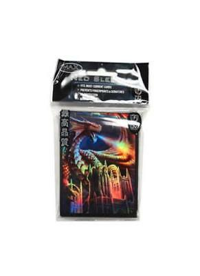 Max Protection Card Protection Neo Sleeves - Dragon Fury, Undersized (50) MINT