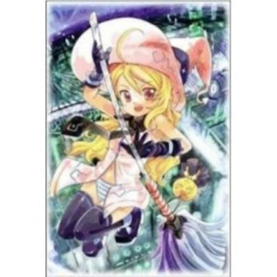 Max Protection Card Protectio ShuffleTech - Undersized, Manga Witch 2 (60 MINT