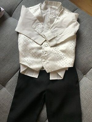 Boys wedding christening outfit 12-18 months
