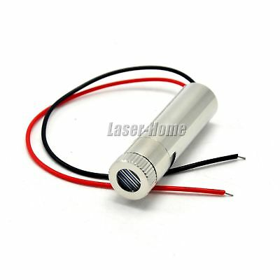 Focusable Line 808nm 810nm 25mW IR Infrared Laser Diode Module Driver-In 12x35mm