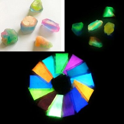 13 Colour Luminous powder Resin Pigment Dye UV Resin Epoxy Making DIY Jewelry