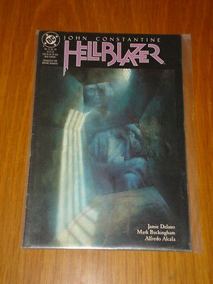 Hellblazer #20 Vol 1 Dc Vertigo Comic John Constantine July 1989