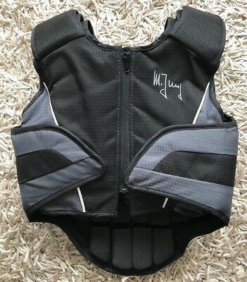 "Body Protector Kinder Reitweste Sicherheitsweste ""M.Jung"" Level 3 M ""TOP"""