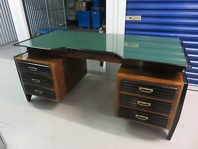 Osvaldo Borsani / Carlo di Carli Original Art Deco Executive Desk
