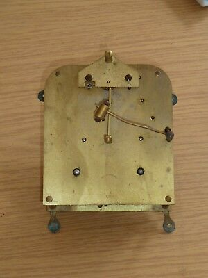 Vintage Empire clock movement Made in England - for spares