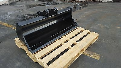"""New 48"""" Case CX50 / CX55 / CX50B - New Holland EH45 Ditch Cleaning Bucket"""