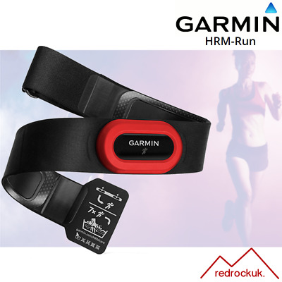 Garmin HRM4 - Run Heart Rate Monitor Strap & Monitor for Garmin Fitness Products