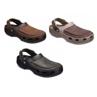 Crocs Yukon Vista Roomy Fit Mens Clogs All Sizes In Various Colours