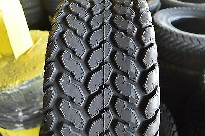 25x8.50-14 TIRE NEW OVER PRODUCTION 4PLY TURF