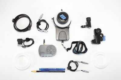 Redrock Micro microRemote Wireless Follow Focus Kit Tandem Deluxe Bundle