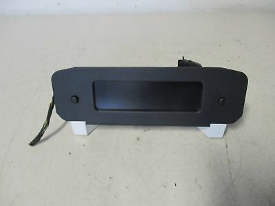Peugeot 206 CC Bj.06 Display Uhr 96613334XT