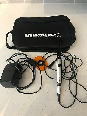 Ultradent Valo LED Curing Light with 2 power supplies