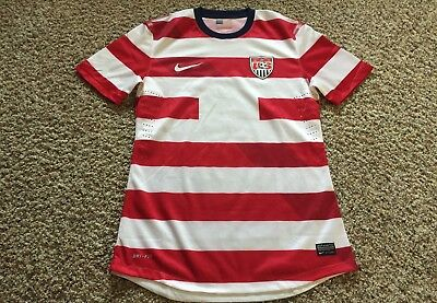 defe15b5844 National Team USA Soccer USMNT Waldo Adult Medium Rare Jersey MLS Nike  Drifit