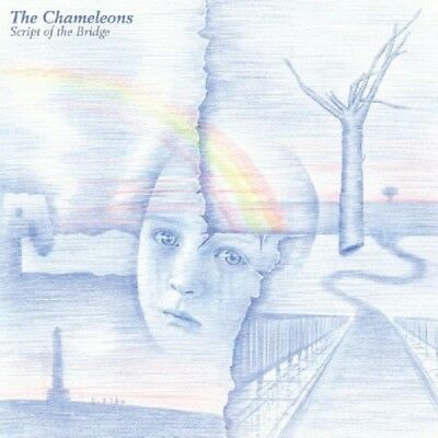 THE CHAMELEONS Script of the Bridge - 2LP / Vinyl + Download Code (Reissue 2014)
