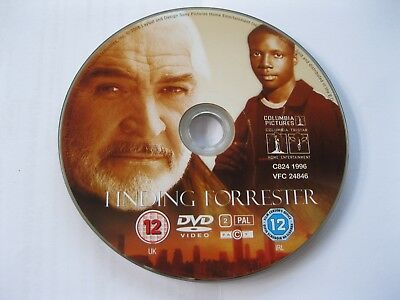 FINDING FORRESTER starring Sean Connery       {DVD}