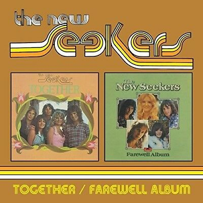 The New Seekers - Together / Farewell Album [New CD] Expanded Version, UK - Impo