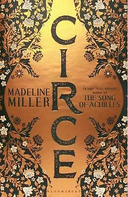 Circe by Madeline Miller Paperback Book Free Shipping!