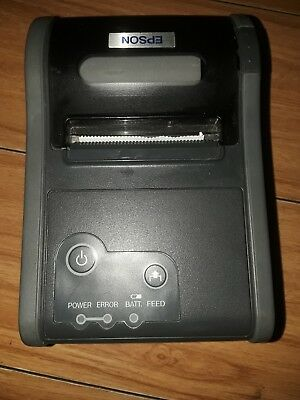 Epson TM-P60 TMP60 M196A WiFi Thermal Receipt Label Printer / No Charger