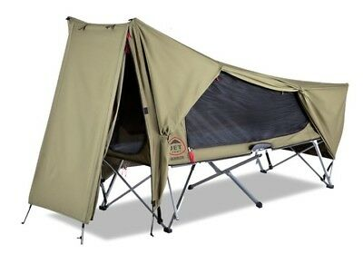 Oz Tent  - Jet Tent Bunker Swag and camp bed all in one