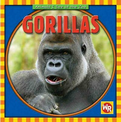 Gorillas by Kathleen Pohl (English) Library Binding Book Free Shipping!