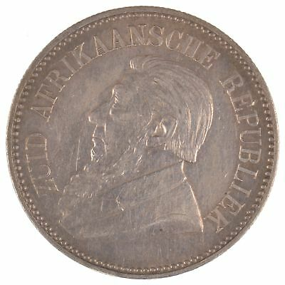 1897 South Africa 2 1/2 Shillings *8438
